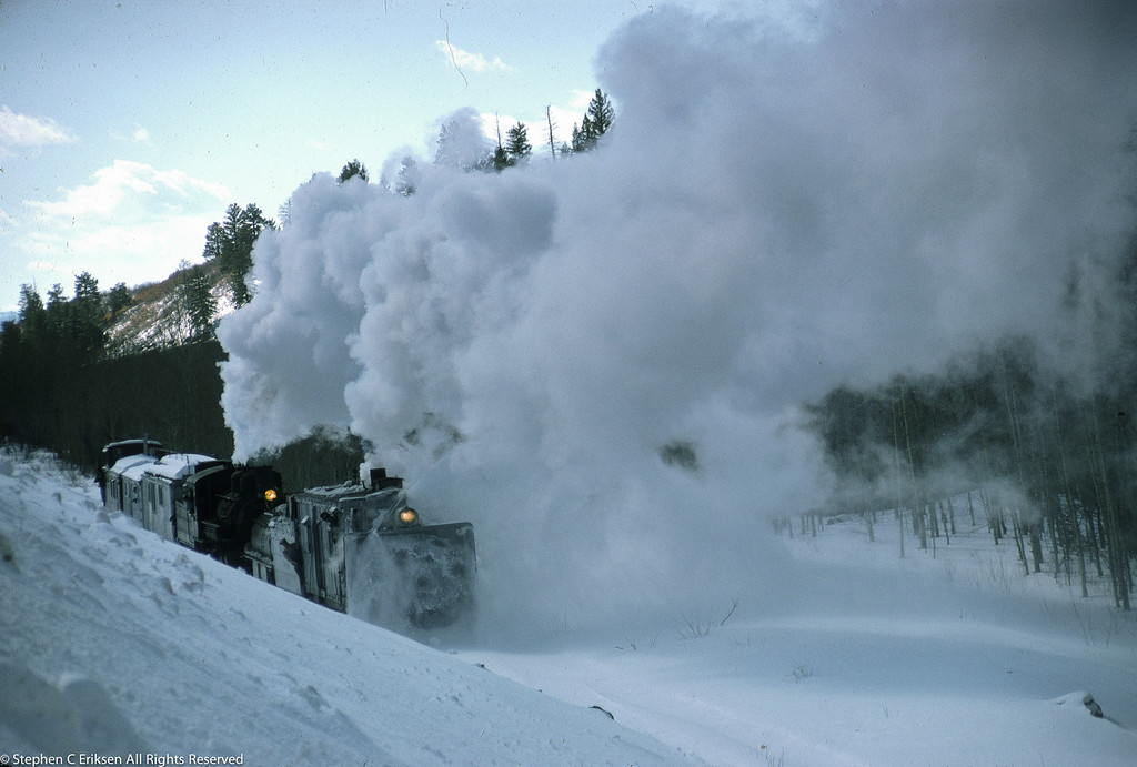 February 1975 photo of Rotary OM in action.